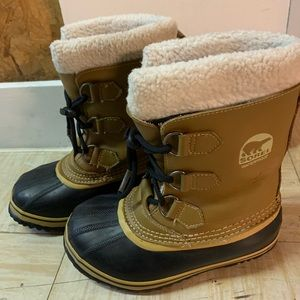 Sorel YOOT PAC TP Mesquite Waterproof Snow Boot